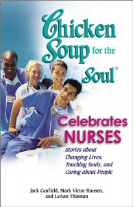 CS for Nurse's Soul-book jacket