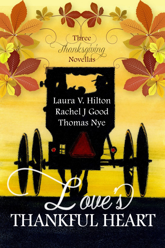 Love's Thankful Heart Cover